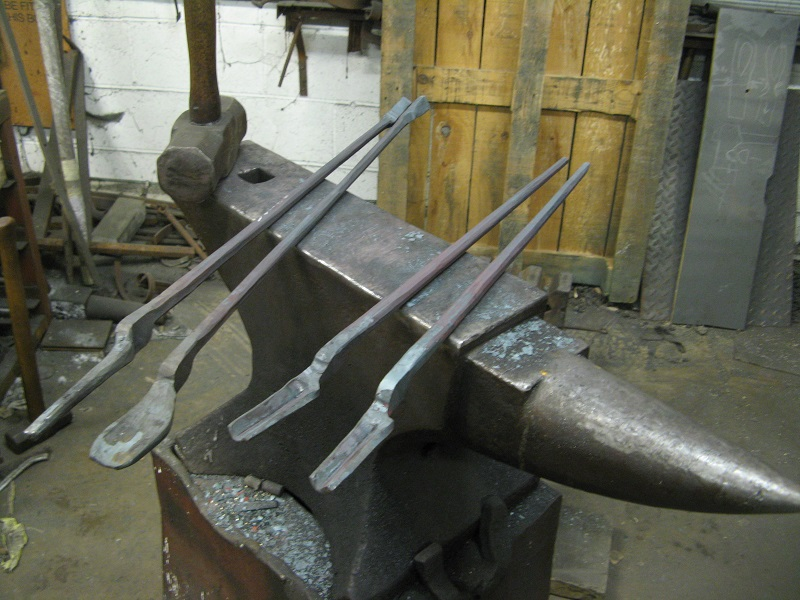Blacksmith tools