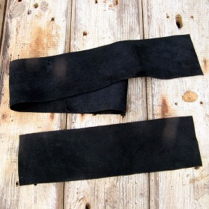 Suede Leather for strops
