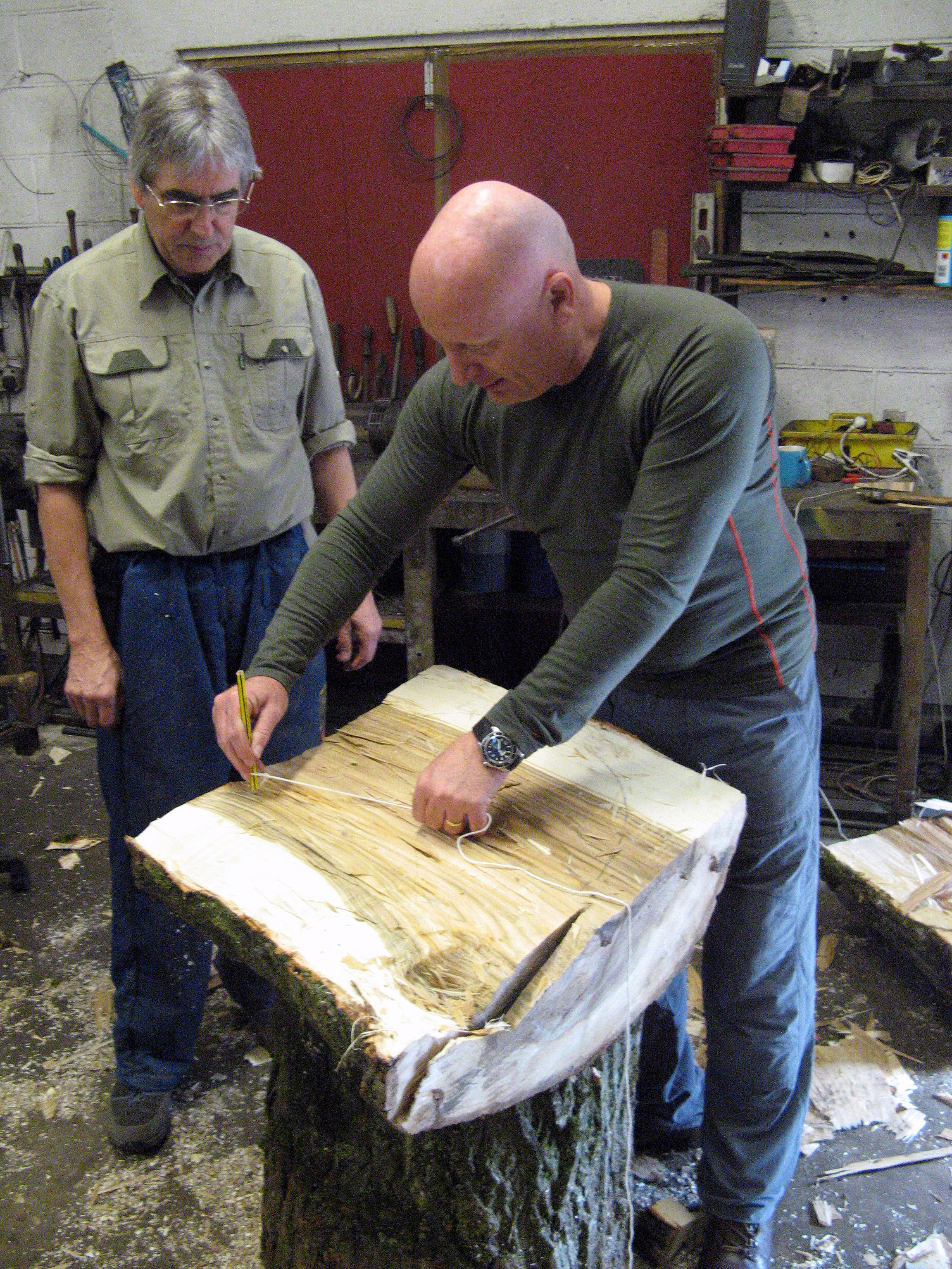 Greenwood carving Archives -