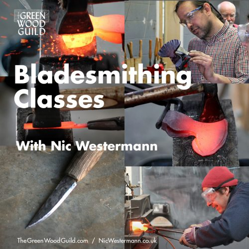 NicWestermann Bladesmithing Image
